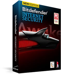 Bitdefender internet security (1 year 3 pcs)