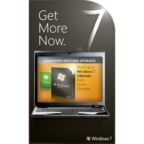 Windows 7 Starter to Ultimate Anytime Upgrade key