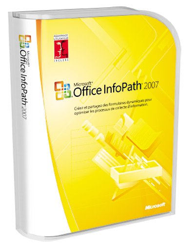 Microsoft Office InfoPath 2007 key