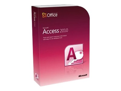 Microsoft Access 2010 key