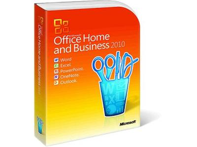 Microsoft Office Home and Business 2010 key