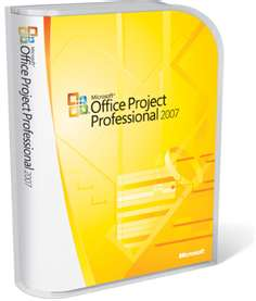 Office Project Professional 2007 SP2 key
