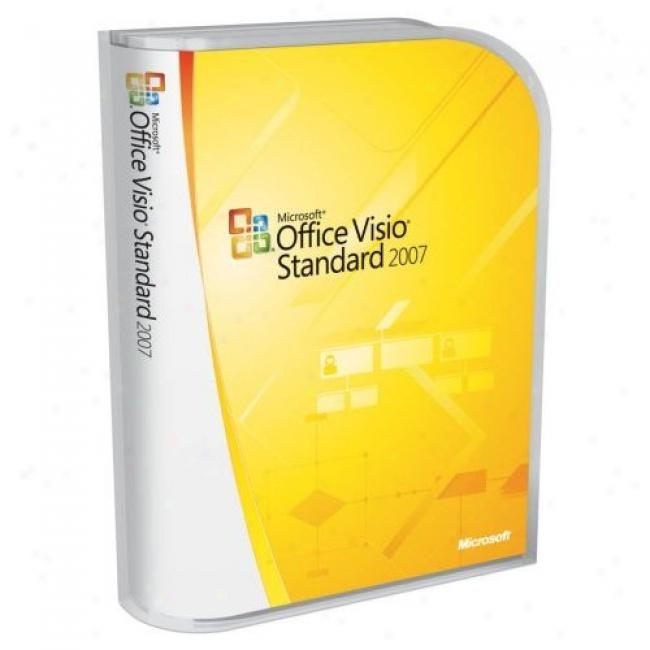 Office Visio Standard 2007 key