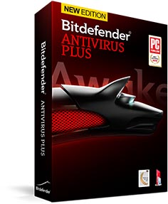 Bitdefender antivirus plus (2 years 1 pc) key
