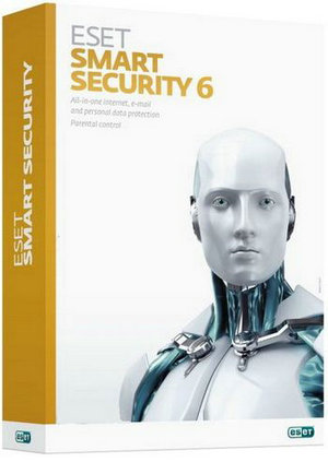 eset nod32 smart security (1year 2user) key