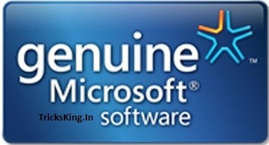 genuine microsoft software